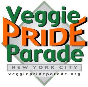 Veggie Pride Parade NYC Logo